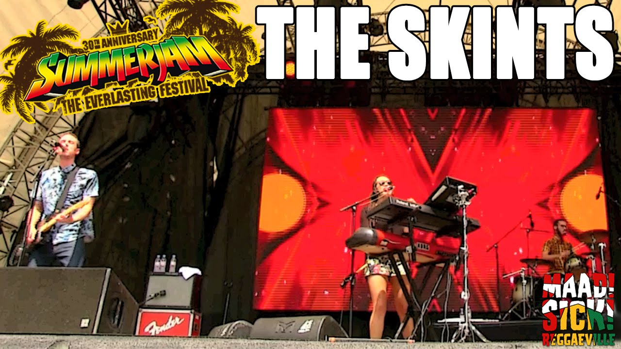 The Skints @ SummerJam 2015 [7/5/2015]