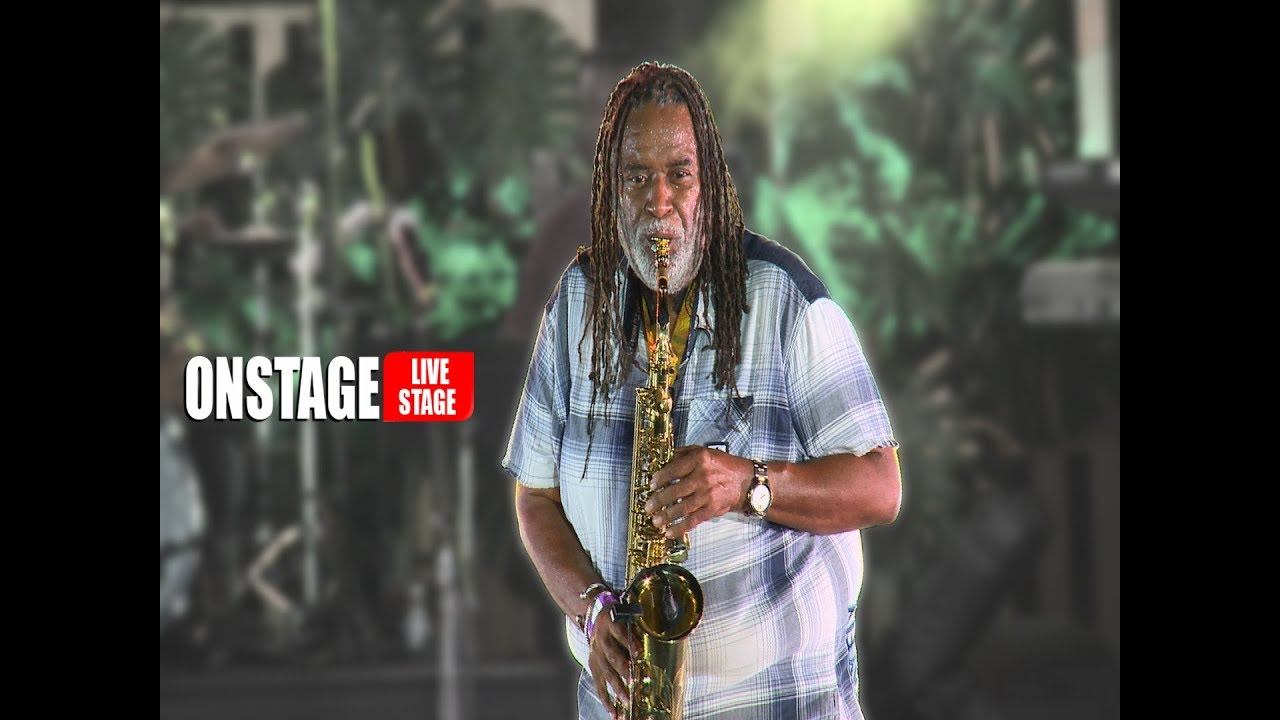 Dean Fraser @ Jamaica Rum Festival 2019 [3/11/2019]