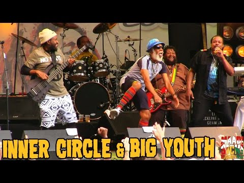 Inner Circle & Big Youth - News Carryin Dread @ Reggae Jam 2016 [7/31/2016]