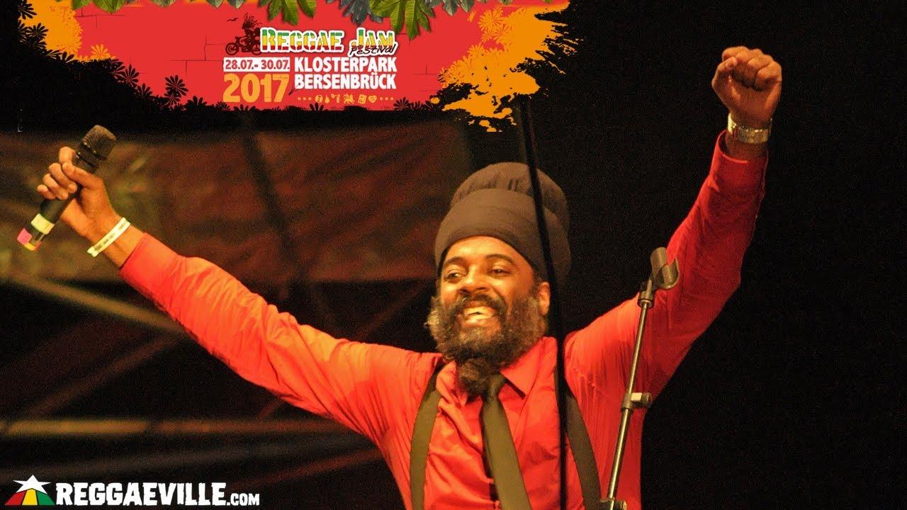 Teacha Dee - Jah Jah Is Calling @ Reggae Jam 2017 [7/28/2017]
