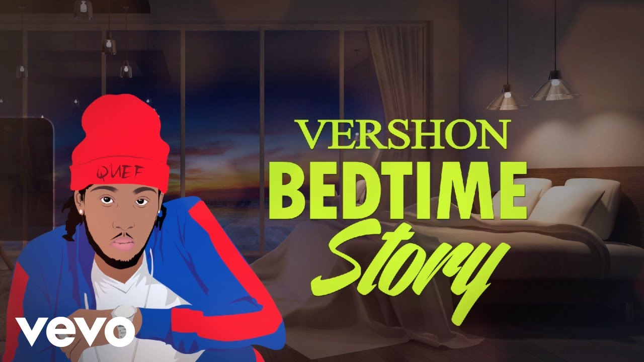 Vershon - Bedtime Story (Lyric Video) [7/15/2019]