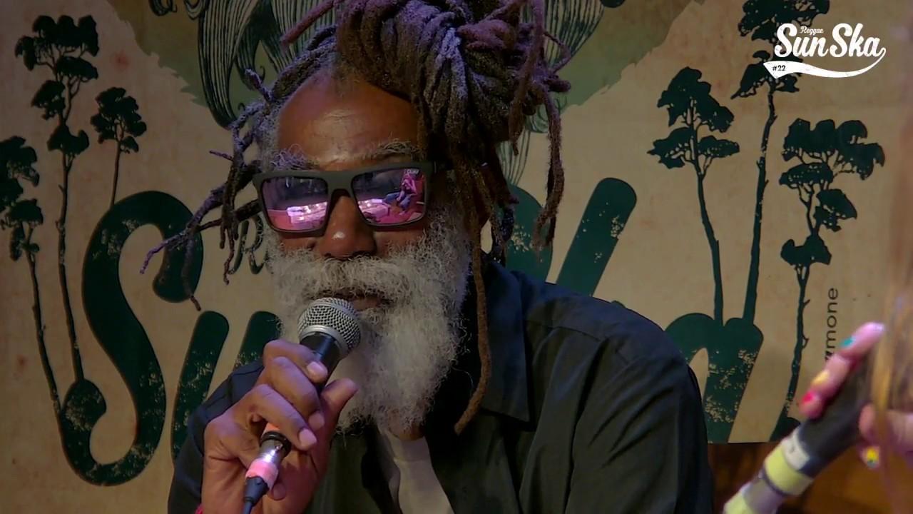 Don Carlos press conference @ Reggae Sun Ska 2019 [8/11/2019]