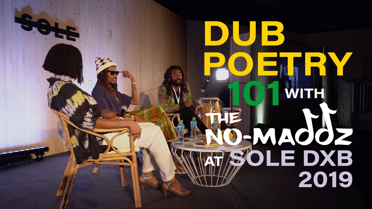 The No-Maddz Interview @ Sole DXB 2019 [12/5/2019]