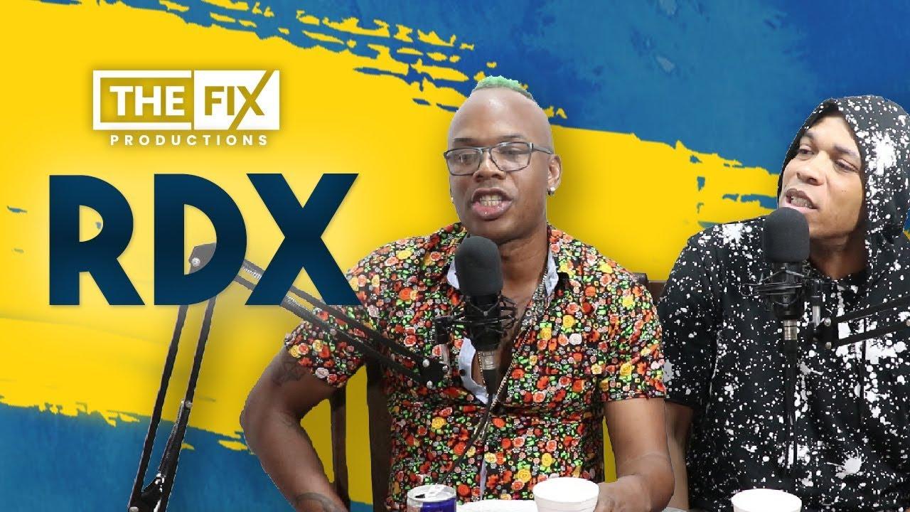 RDX Interview @ Nightly Fix [9/2/2019]