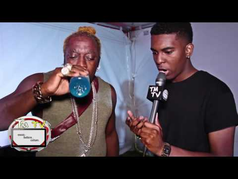 Interview with Elephant Man by TM TV Media [6/5/2016]