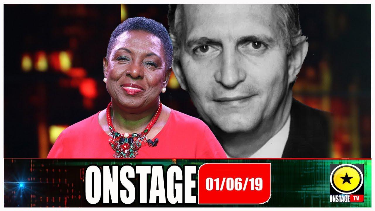 Edward Seaga, Babsy Grange @ Onstage TV (Full Show) [6/1/2019]