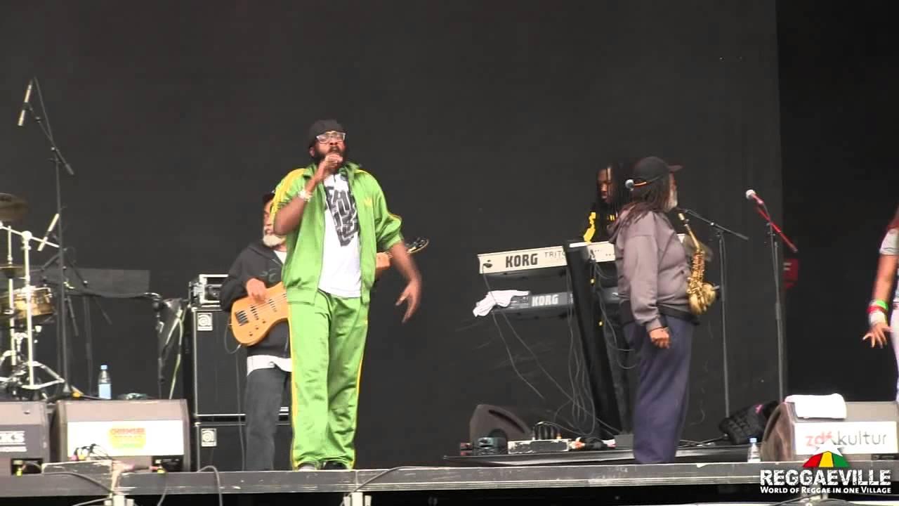 Tarrus Riley @Chiemsee Reggae Summer [8/26/2012]