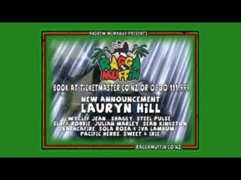 Raggamuffin 2010 - Lauryn Hill Announcement []