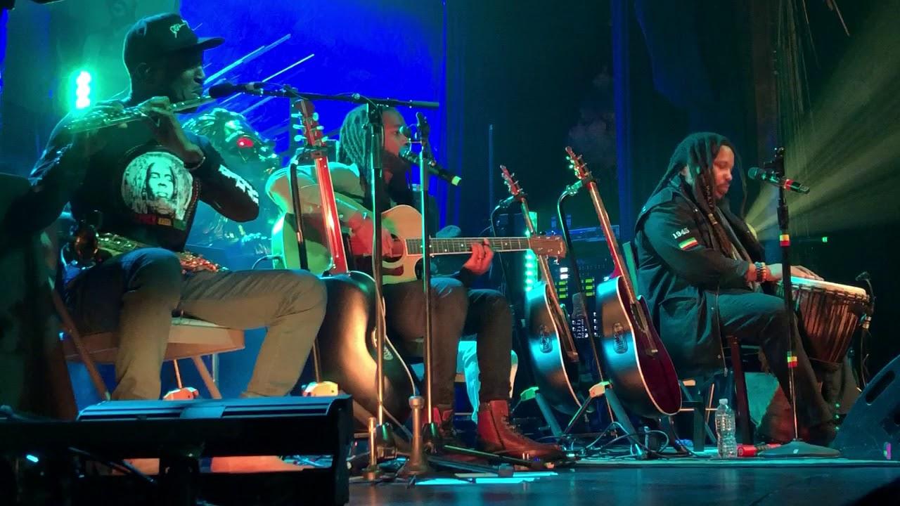 Stephen Marley - It's Alright in New York, NY @ Sony Hall [11/15/2018]