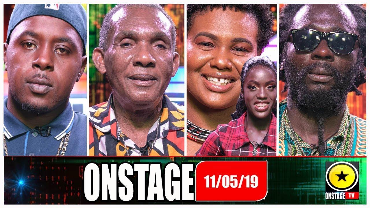 Ken Boothe, Jah Bouks, Damage, Mackerel, Shawna-Kay @ OnStage TV [5/11/2019]