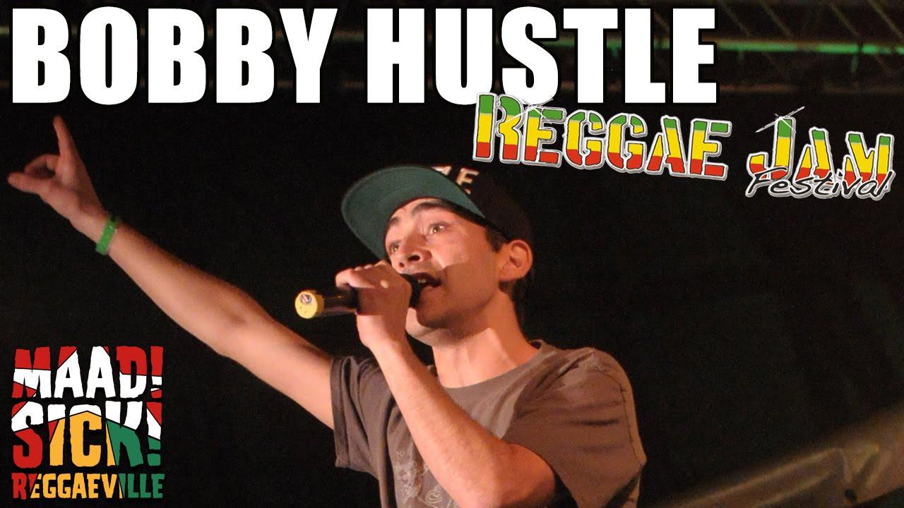 Bobby Hustle - Kush Morning @ Reggae Jam 2015 [7/24/2015]