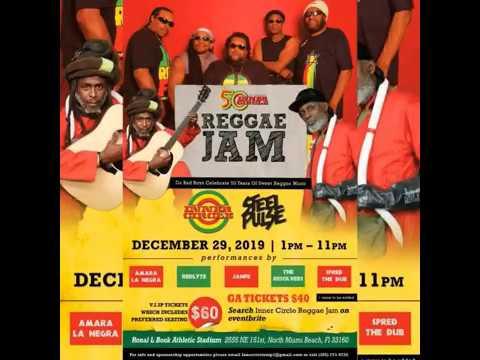 Reggae Jam 2019 - Meeting of the Legends (SFLCN Trailer) [11/17/2019]