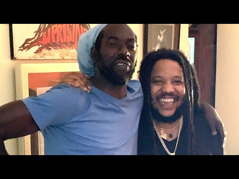 Buju Banton & Stephen Marley Speak on Yes Mi Friend @ Boomshots TV [6/25/2020]