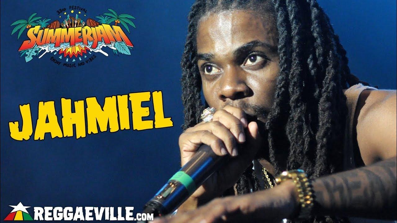 Jahmiel & Dub Akom Band - Gain The World @ SummerJam 2018 [7/7/2018]