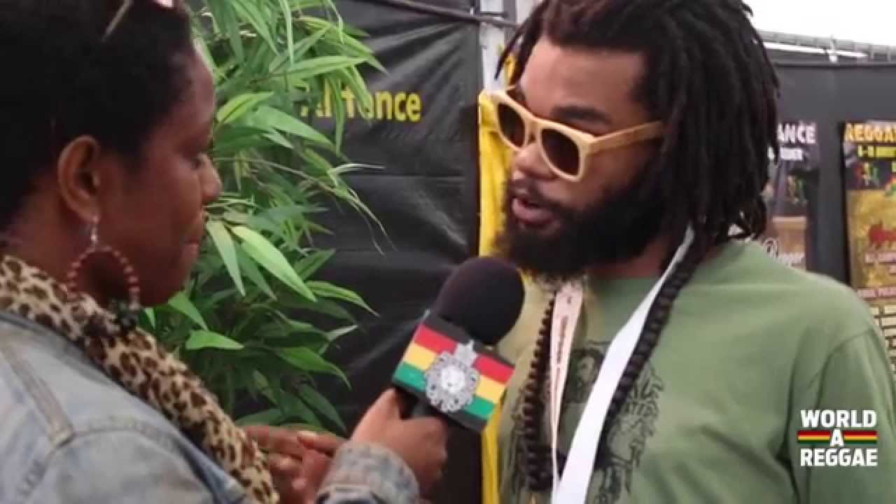 Interview with Dre Island @ Reggae Sundance 2014 [8/10/2014]