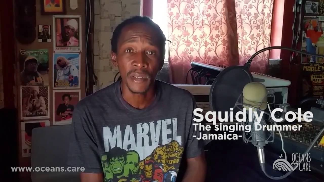 Squidly Cole - Oceans Care Call to Action [5/12/2016]