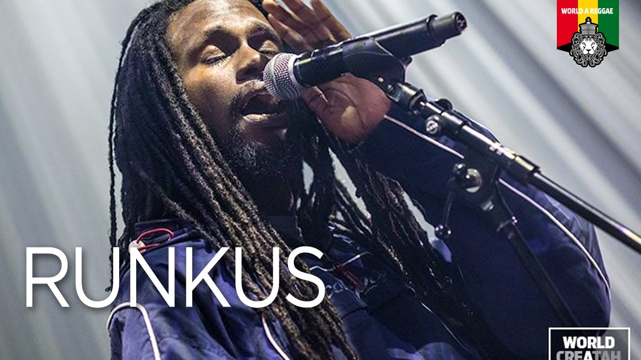 Runkus & The Old Skl Bond @ Reggae Fever - Utrecht 2017 [6/25/2017]
