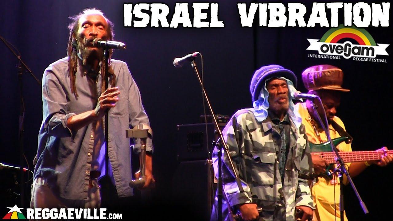 Israel Vibration @ OverJam Reggae Festival 2019 [8/15/2019]