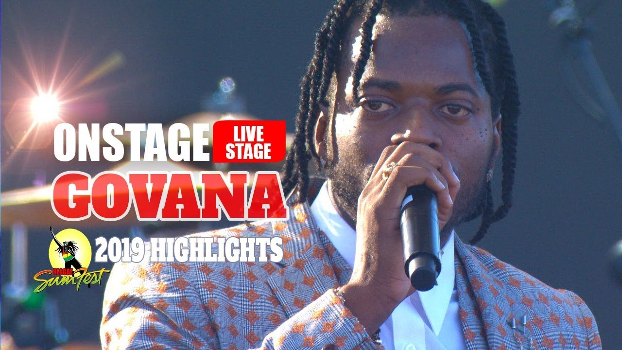 Govana One of The Biggest Winners Of Sumfest Night 1 (OnStage TV Highlights) [7/19/2019]