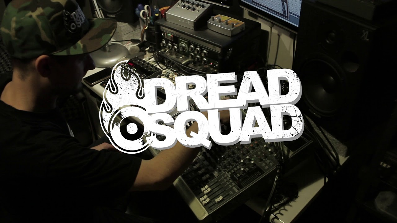 Dreadsquad feat. Trinity - Power To The People (Live Dub) [12/13/2018]