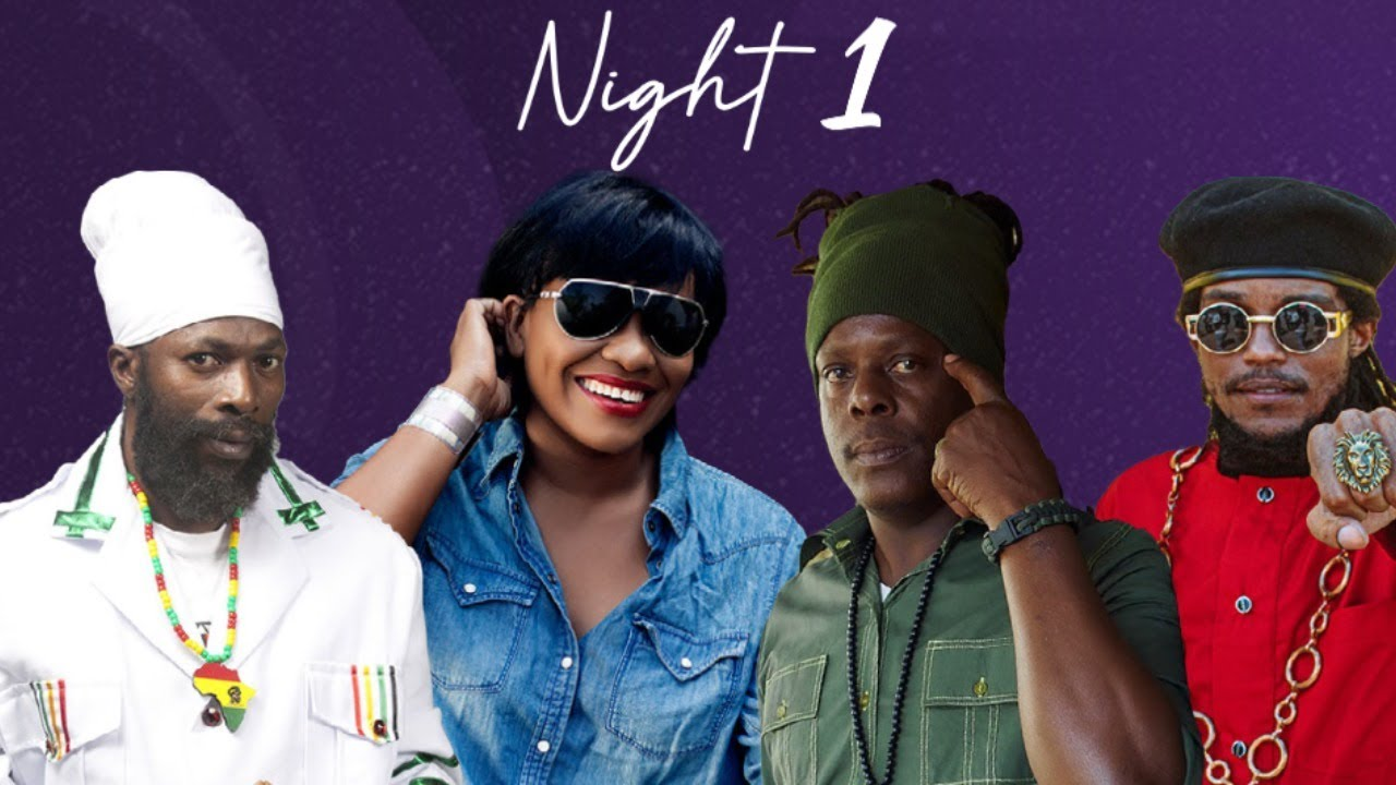 Reggae Sunsplash 2020 - Live Stream (Night One) [11/27/2020]