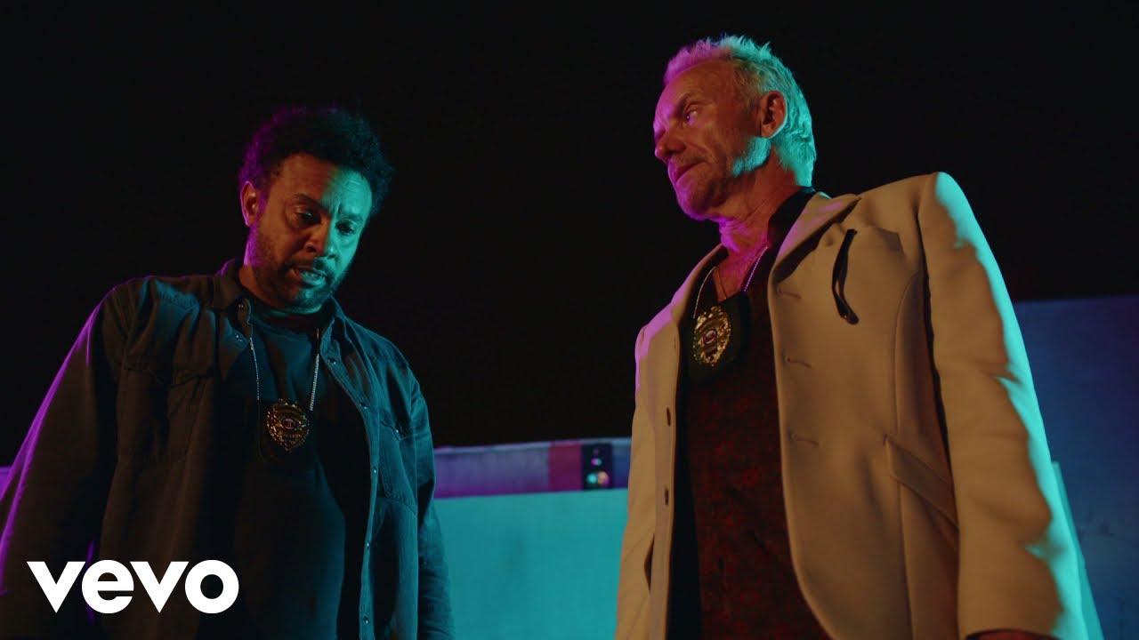 Sting & Shaggy - Gotta Get Back My Baby [10/11/2018]