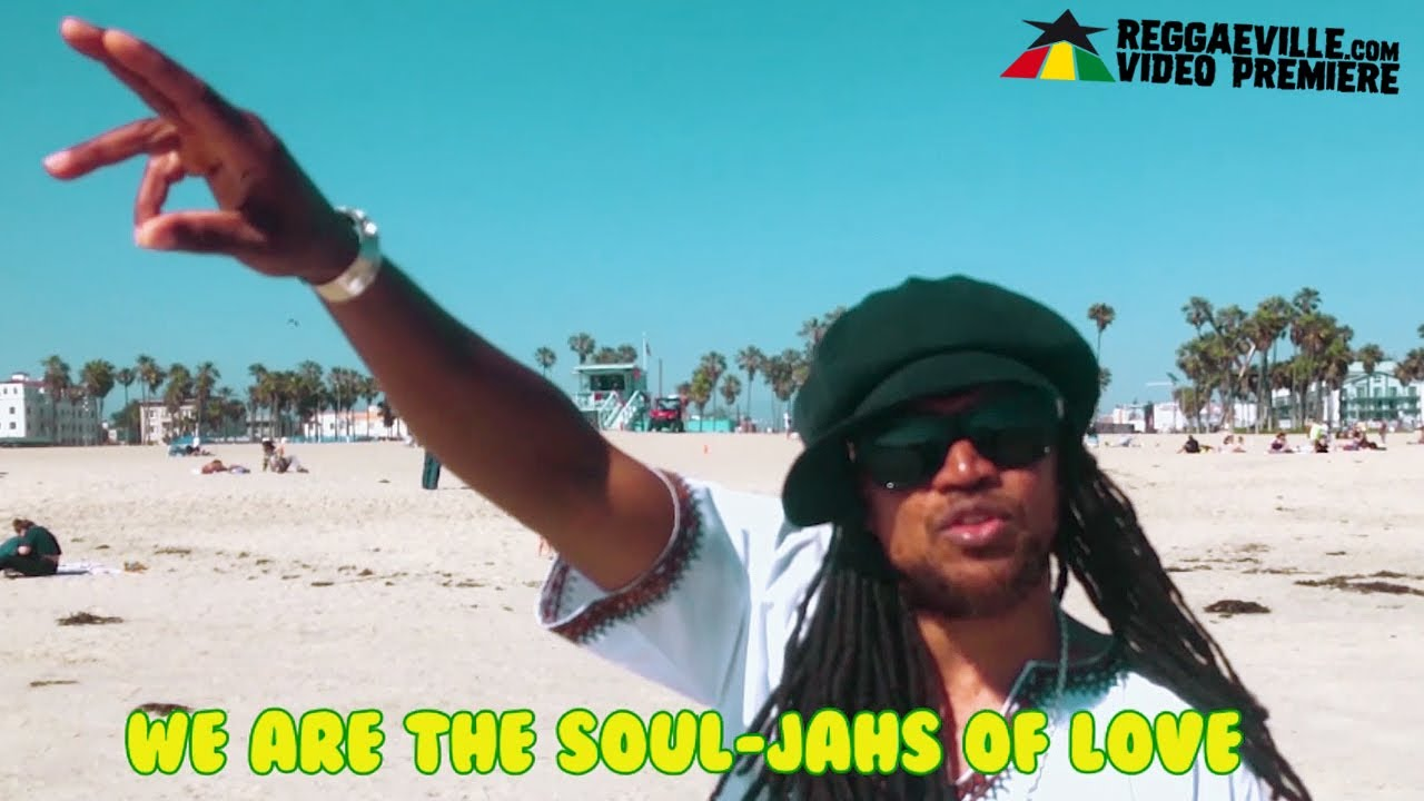 Andrew Bees - Souljah Of Love (Lyric Video) [9/5/2020]