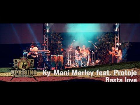 Ky-Mani Marley & Protoje - Rasta Love @ Uprising Reggae Festival 2013 [8/23/2013]