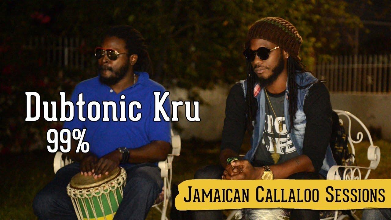 Dubtonic Kru - 99% @ Jamaican Callaloo Sessions [11/20/2017]