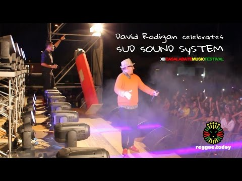 David Rodigan @ Casalabate Music Fest 2015 [8/15/2015]
