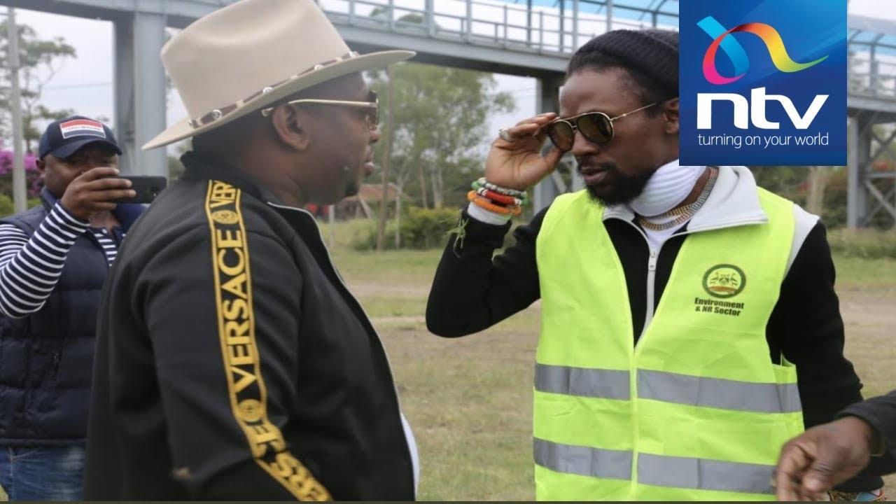 Jah Cure Interview @ NTV Kenya [7/6/2019]