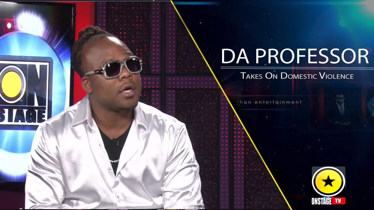 Interview with Da Professor @ Onstage TV [5/23/2015]