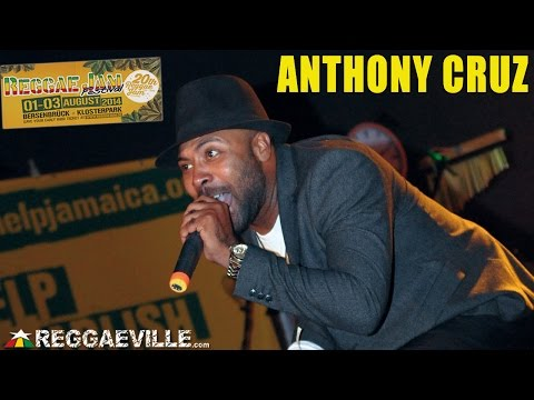 Anthony Cruz @ Reggae Jam 2014 [8/2/2014]