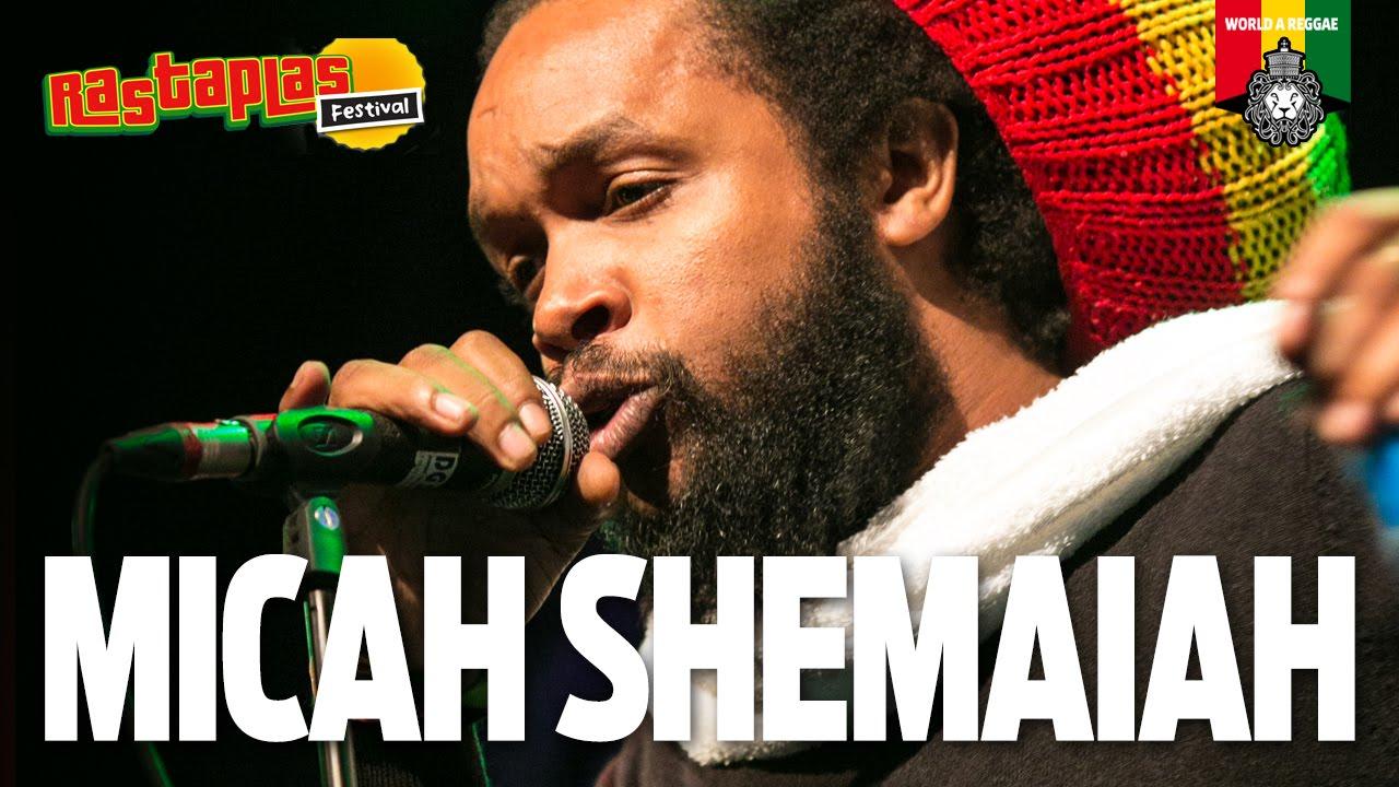 Micah Shemaiah @ Rastaplas Festival 2016 [7/16/2016]