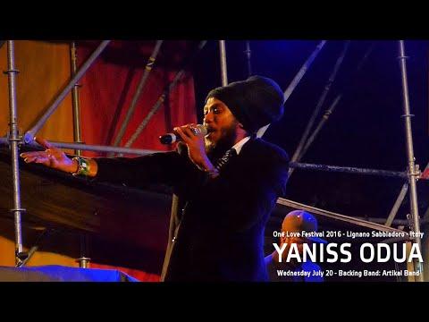 Yaniss Odua - Moment Idéal @ One Love World Reggae Festival 2016 [7/20/2016]