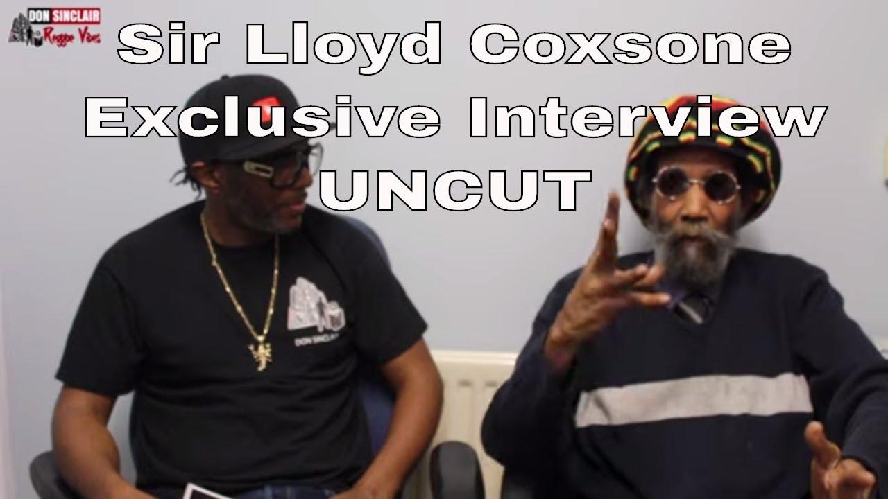 Sir Lloyd Coxsone Interview @ Don Sinclair Reggae Vibes [11/15/2019]