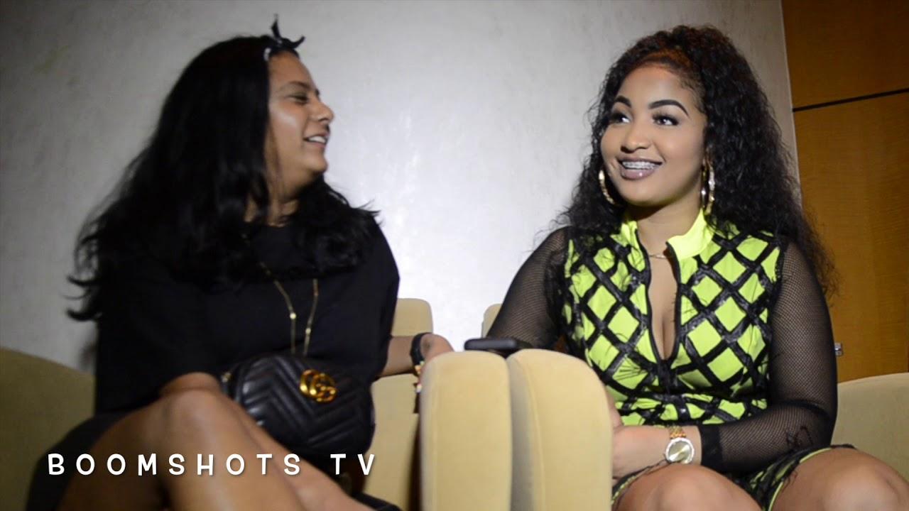 Shenseea Interview @ Boomshots TV [5/29/2019]