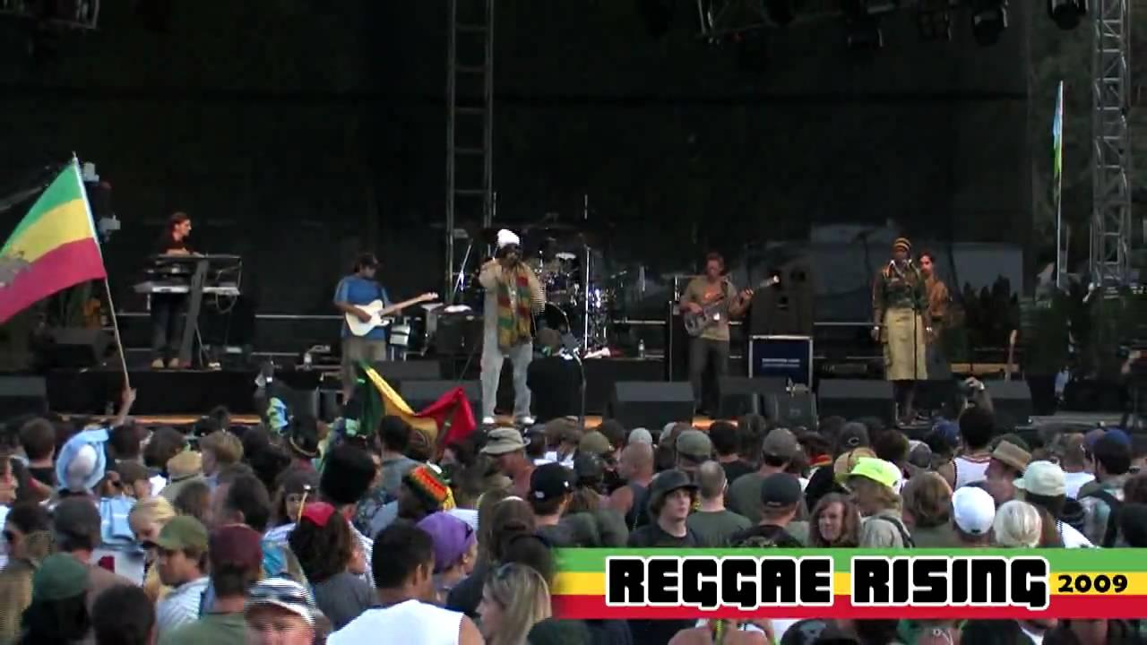 Chezidek @Reggae Rising [8/1/2009]