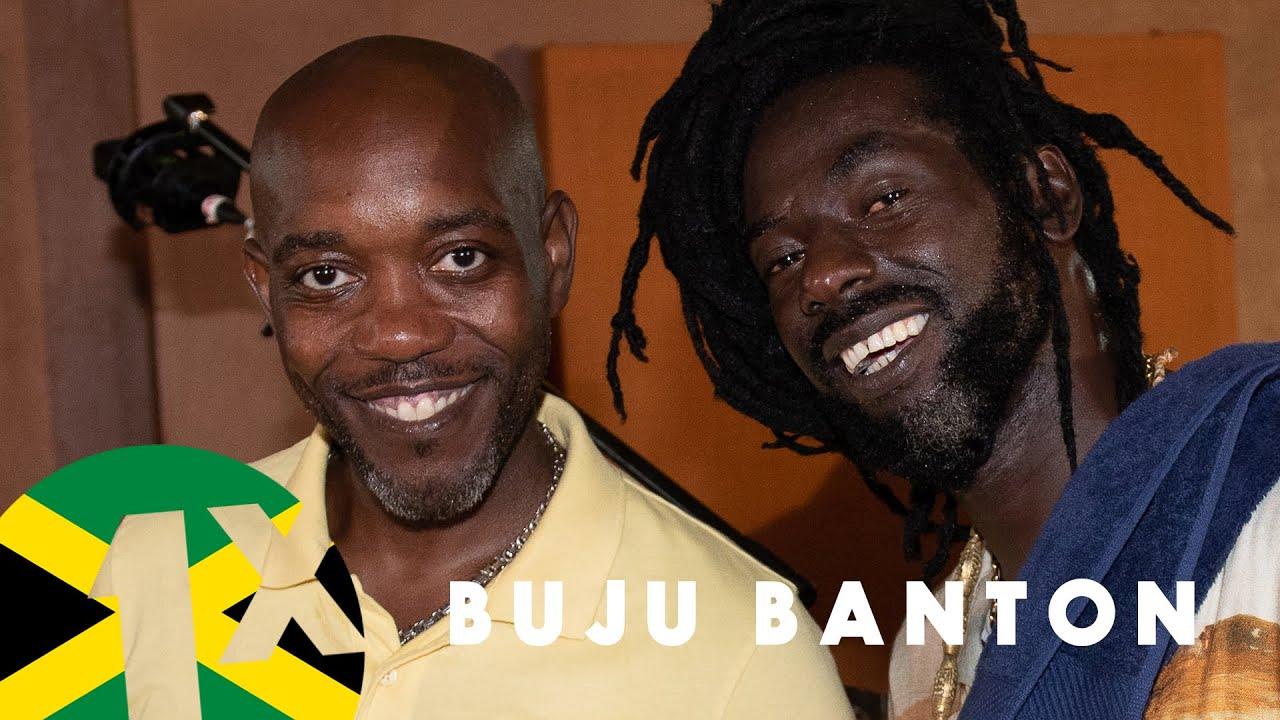 Buju Banton Interview with Seani B - BBC 1Xtra [3/16/2020]
