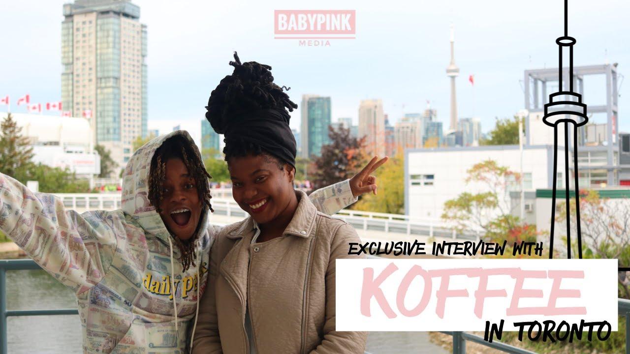 Koffee Interview @ BabyPink [12/30/2019]
