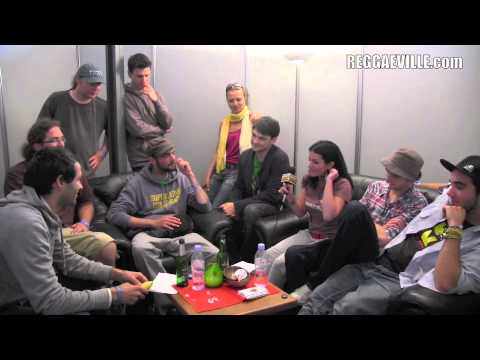 Interview: Dub A La Pub @ SummerJam [7/1/2011]