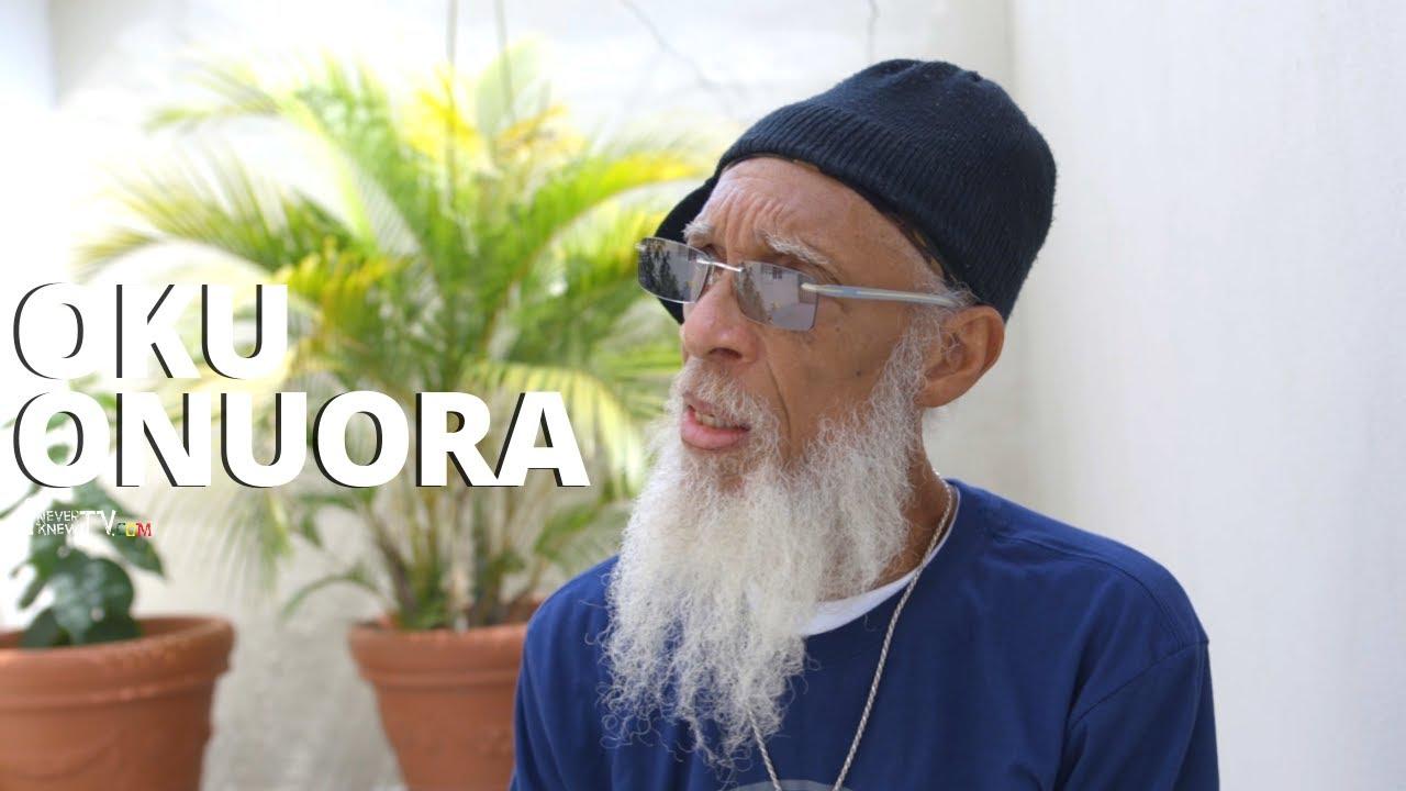 Oku Onuora Interview #1 @ I NEVER KNEW TV [6/30/2021]
