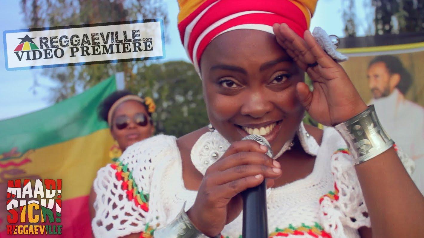 Askala Selassie - Warrior Empress [10/27/2015]