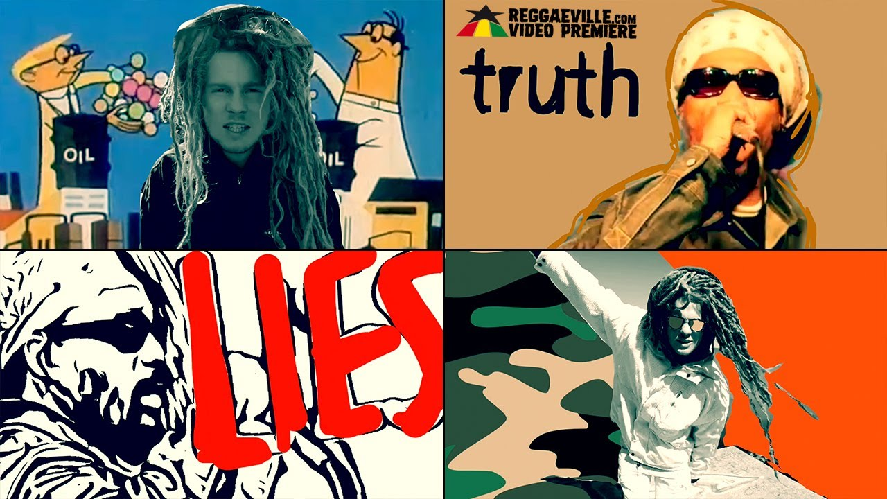 Toniq Sound feat. Ginger Roots & Mykal Rose - Truth and Lies [9/5/2020]
