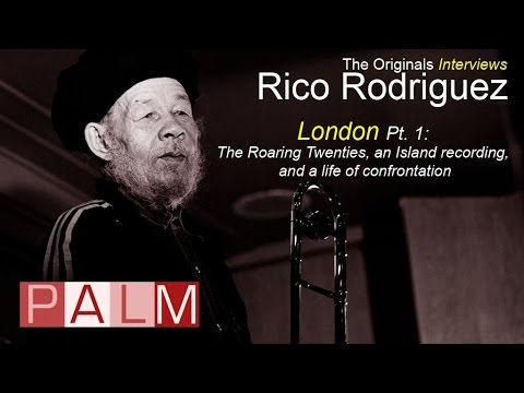 Interview with Rico Rodriguez - London #1 [1/28/2016]