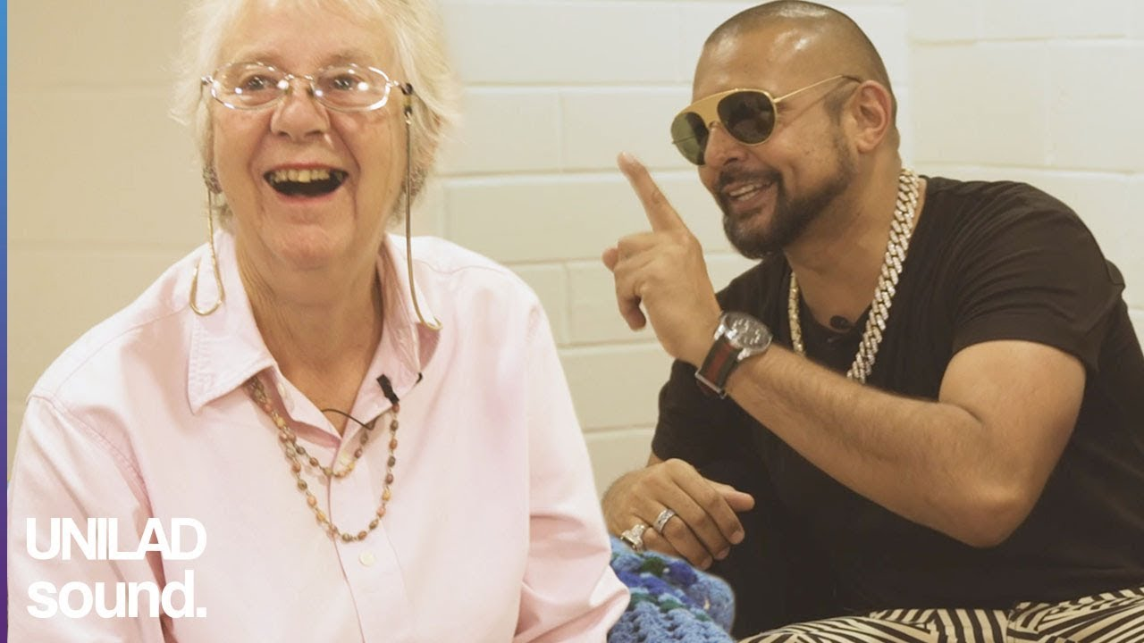 Granny Pat Meets... Sean Paul [8/24/2018]