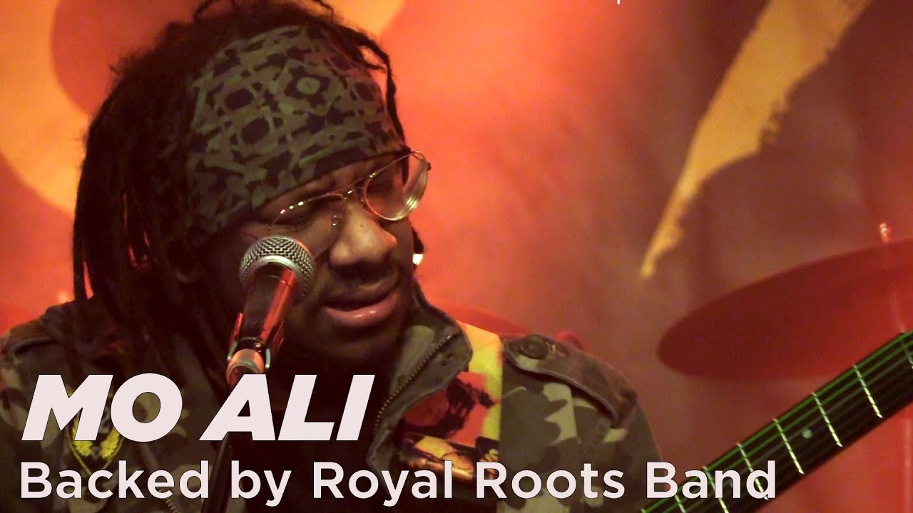 Mo Ali & Royal Roots Band @ Pass The Dutch Festival 2019 [9/22/2019]