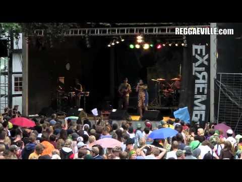 Sister Nancy @Reggae Jam [8/6/2011]