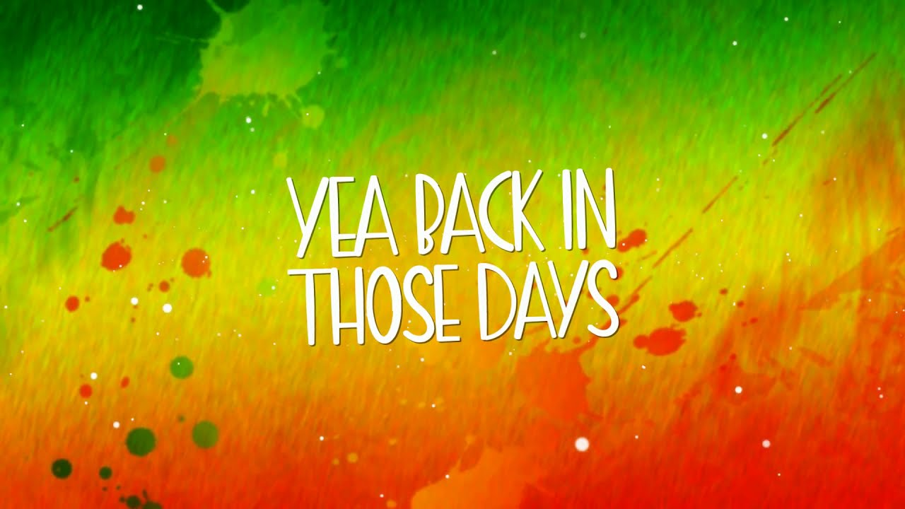 Lutan Fyah - Back In those Days (Lyric Video) [12/5/2020]