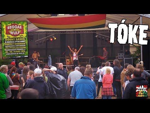 Toké @ Reggae in Wulf 2016 [8/6/2016]